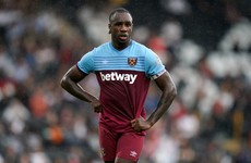 Punishing teams with points deductions the only way to tackle racist abuse - West Ham star