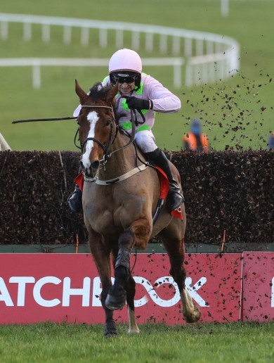 Faugheen produces Christmas magic in Limerick