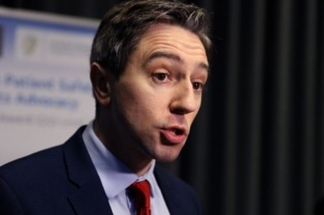 Simon Harris has asked media outlets not to use information from Drinkaware.