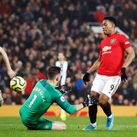 As it happened: Manchester United v Newcastle United, Premier League