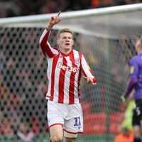 James McClean on target as dramatic win lifts Stoke out of relegation zone