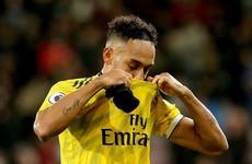 Mikel Arteta's Arsenal reign gets off to underwhelming start