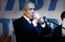 'A giant victory': Israel's Benjamin Netanyahu wins party leadership contest