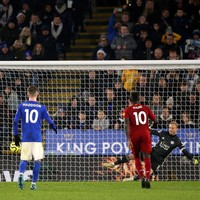'The referee had to make himself a hero': Schmeichel fuming after Liverpool penalty
