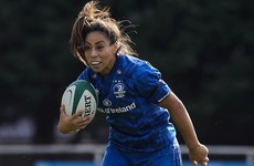 Naoupu to captain Leinster Women for Saturday's historic Twickenham trip