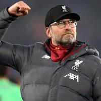 Klopp: Liverpool's Premier League lead is irrelevant