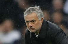 'I started with minus 12 here' - Mourinho on Spurs' Champions League hopes