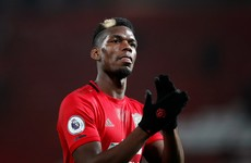 Paul Pogba launches own anti-racism protest