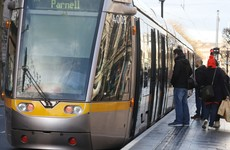 No Luas services between Balally and Brides Glen due to power failure