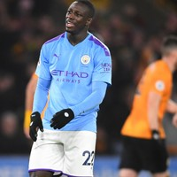 Mendy owns up to 'big mistake' in Man City defeat
