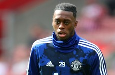 Wan-Bissaka: No Man United player gets past me in training