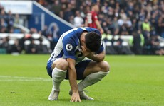 Iran international moved to tears after first-ever Premier League goal in Brighton win