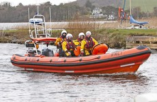 Two kayakers rescued from Lough Derg after getting into difficultly