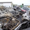 Gardaí following definite line of inquiry after six cars destroyed by fire in Co Clare