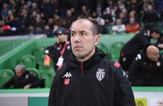 Monaco fire the same coach they sacked last year