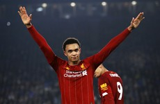 'I've always wanted to be a club legend' - Alexander-Arnold sets out Liverpool ambitions