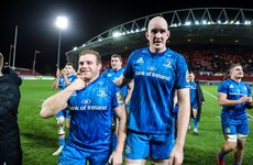 Cronin glad to be back in thick of it as Leinster 'stick to their guns' to thwart Munster