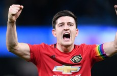 Man United can beat anyone - Harry Maguire