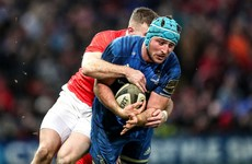 Hard-hitting Will Connors ready for 'that next step'