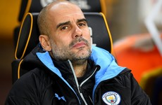 Manchester City not expecting Guardiola to leave early