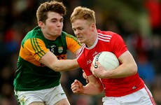 Hat-trick for Gore as Cork too strong for youthful Kerry side in McGrath Cup