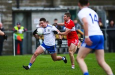 Monaghan, Down and Armagh win Dr McKenna Cup opening games