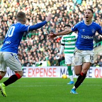 Gerrard's Rangers end long wait for Old Firm derby win at Celtic Park