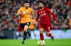 As it happened: Liverpool v Wolverhampton Wanderers, Premier League