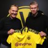 Borussia Dortmund win the race to sign teen sensation Haaland