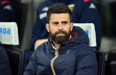 Thiago Motta sacked after just two months in charge of Serie A strugglers