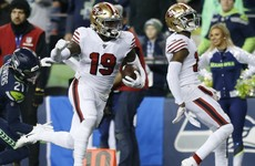 49ers head for the playoffs as NFC's top seed after dramatic finale in Seattle