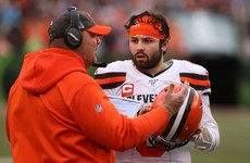 Browns head coach pays the price as another losing season ends with defeat to lowly Bengals