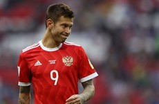 Agent claims Manchester United were close to signing Smolov before Sanchez