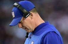 New York Giants searching for new head coach again after dismissing Shurmur