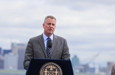 New York mayor slams 'growing anti-Semitism' in the US following Hanukkah killings