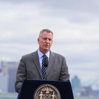 New York mayor slams 'growing anti-Semitism' in the US following Hanukkah killings