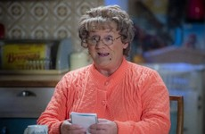 Over 570,000 tune in as Mrs Brown's Boys tops RTÉ Christmas ratings for ninth year in a row