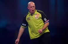 MVG to face Peter Wright in World Darts Championship final