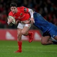 Carbery 'fine' to face Ulster but concern for Munster over Hanrahan and O'Donnell
