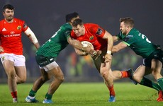 Connacht struggle for numbers but insist Carty and Aki must be rested