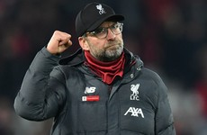 Liverpool 'on course' to emulate Arsenal's Invincibles - Wenger