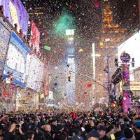 In Pictures: Here's how the world brought in the New Year