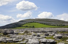 Injured hiker rescued from mountain in the Burren