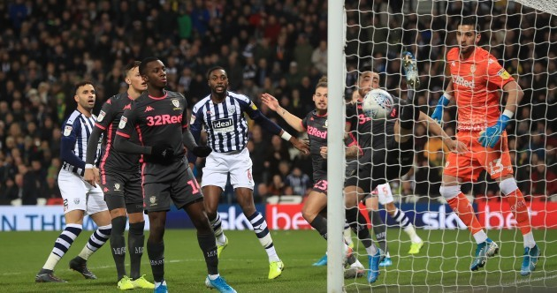 Ajayi scores for West Brom - then for Leeds - as Championship top two share the spoils