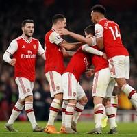 Arsenal punish drab Man United to give new boss Arteta his first win