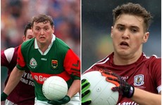 'He's a Galway man now when we are playing Mayo' - son of a Green and Red hero