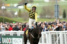 If it ain't broke: Al Boum Photo setting out Gold Cup stall