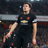 Maguire promises improvement after United 'deserved to lose' at Arsenal