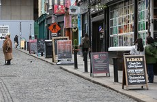 Restaurant owners claim sandwich board ban is not working and unfairly targeting their sector