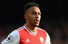 'I want him here' - Arteta not considering Arsenal without Aubameyang